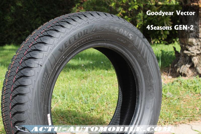 pneus goodyear 4 saisons avis