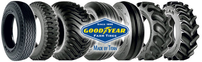 pneus goodyear agricolas
