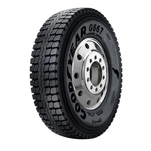 pneus goodyear g667