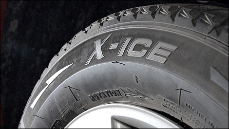 pneus michelin x ice